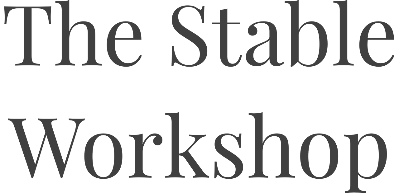 The Stable Workshop Logo